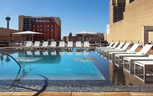 The St. Anthony, a Luxury Collection Hotel San Antonio